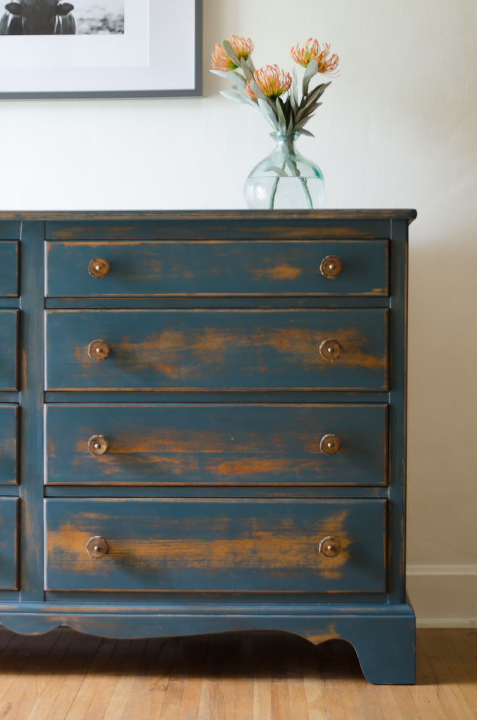 For Myles A Painted Maple Dresser Makeover Estuary Designs